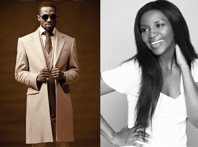 Genevieve Nnaji Send Condolences To D'Banj - OkayNG News