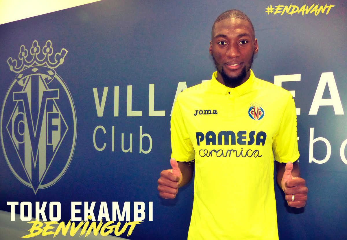 Photo of Transfer News: Karl Toko Ekambi joins Villarreal from Angers