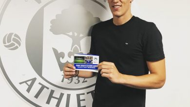 DgUKnewX0AAlmIe 390x220 - Transfer News: Christian Walton joins Wigan Athletic from Brighton