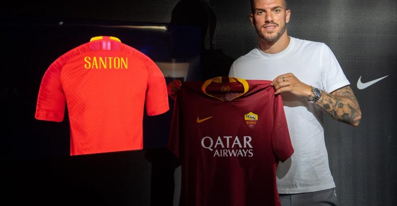 Photo of Transfer News: Davide Santon joins AS Roma from Inter Milan