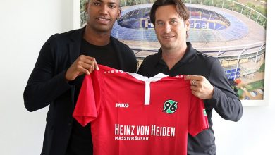 DgnlfEyXkAAG6kC 390x220 - Transfer News: Hamburg midfielder, Walace joins Hannover 96