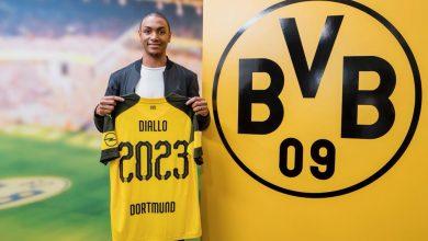 DgoIasdWkAEpn8U 390x220 - Transfer News: French defender,Abdou Diallo joins Dortmund from Mainz 05