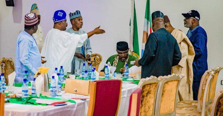 Photo of Nigeria Governors' Forum Meet to Discuss Minimum Wage, Security, Stamp Duties