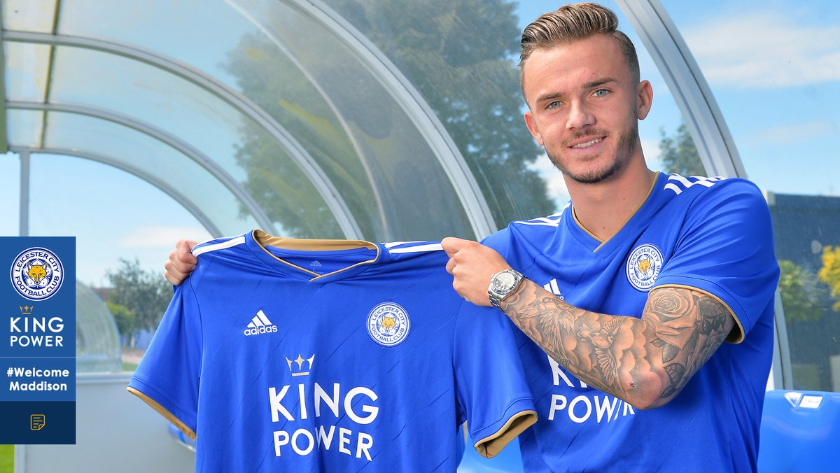 Photo of Leicester City Signs James Maddison From Norwich