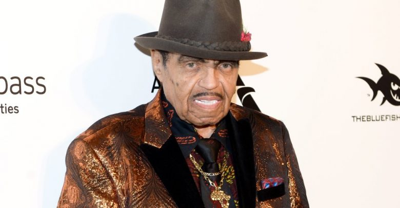 Photo of Michael Jackson's Father, Joe Jackson Is Dead