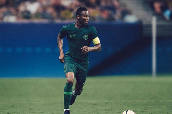 Photo of Mikel Not a Good No. 10 for Super Eagles – Mourinho