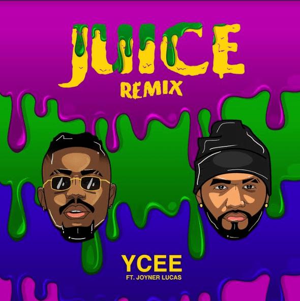 MUSIC: YCEE – Juice (Remix) ft. Joyner Lucas - OkayNG News