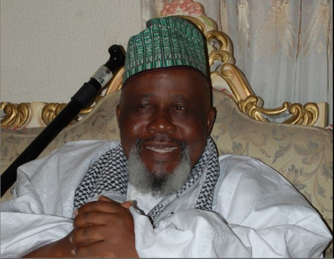 Justice Akanbi Mustapha