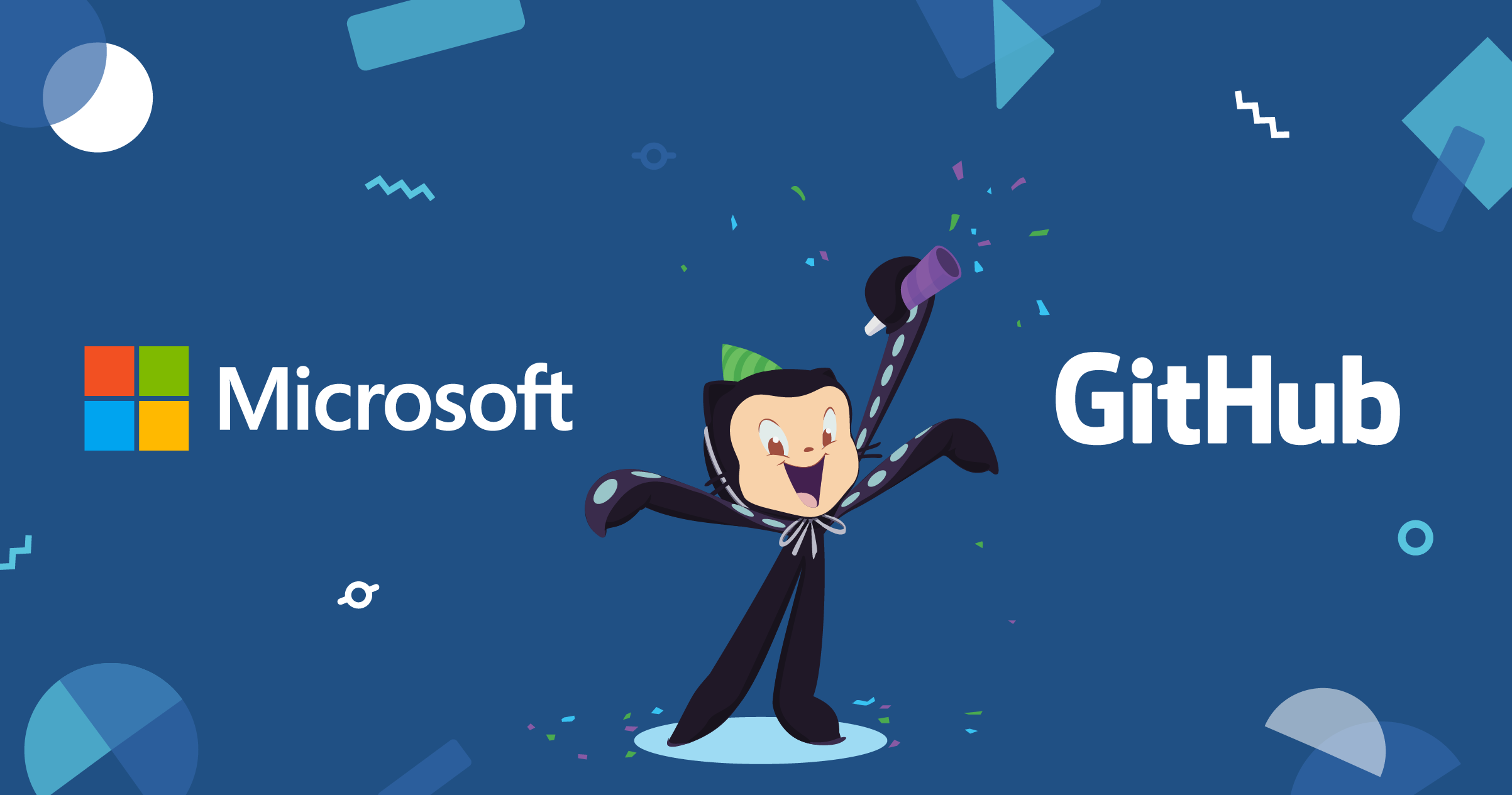 Photo of Microsoft Acquires GitHub For $7.5bn