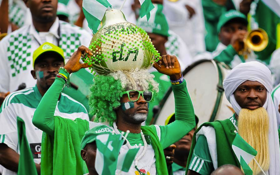 Photo of Nigerian Supporters Stopped From Bringing Live Chicken Into Stadium In Russia