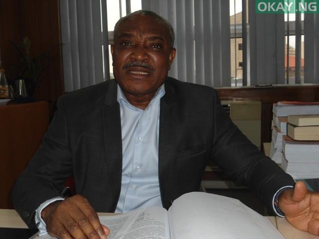 Photo of Buhari suspends Okoi Obono-Obla from office