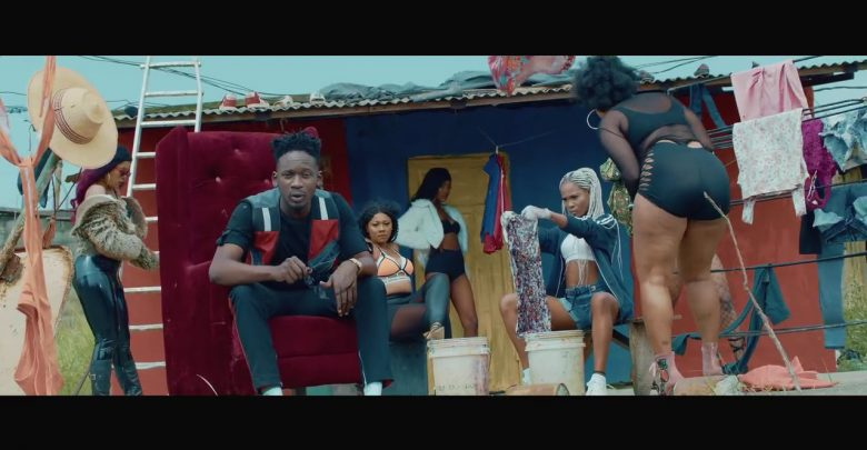 Photo of VIDEO: Mr Eazi ft. Slimcase & Mr. Real – Overload
