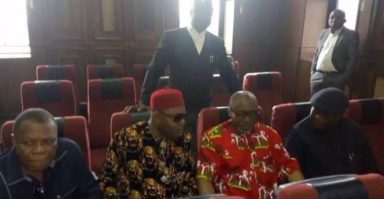 Photo of Court Remands Senator Eyinnaya Abaribe In DSS Custody