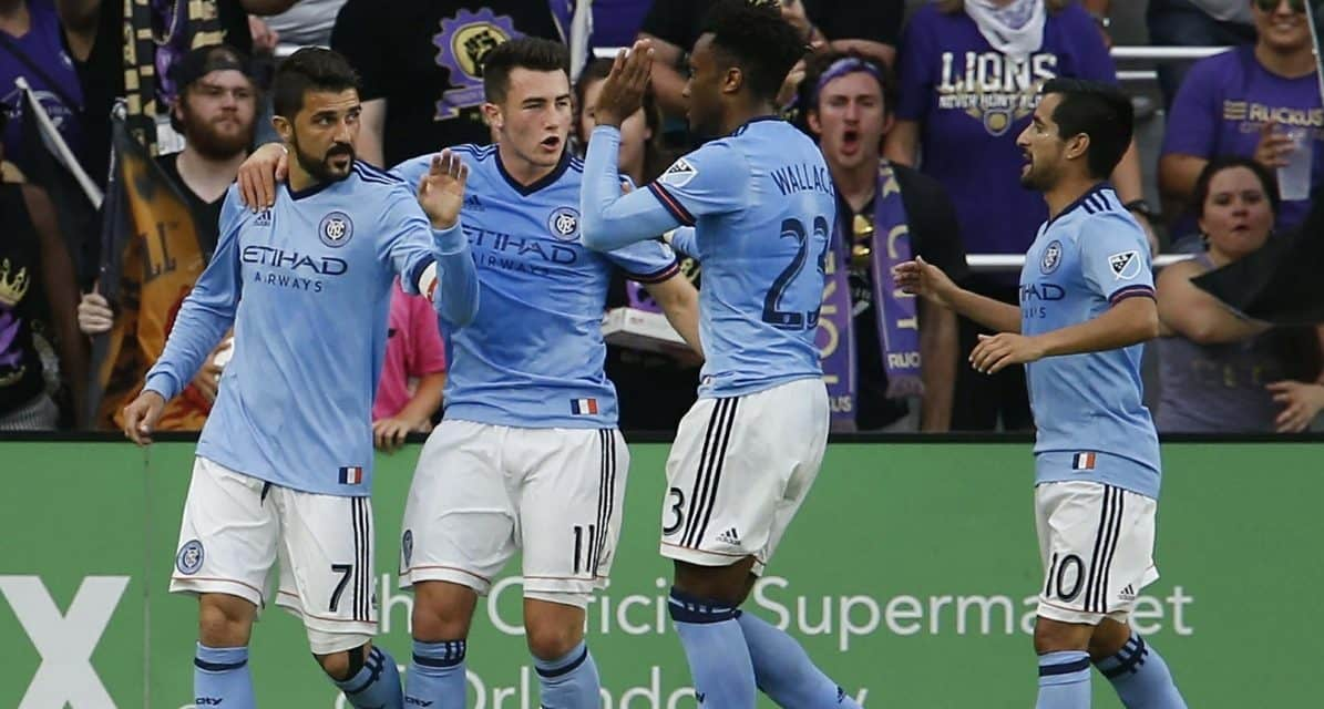 VIDEO: NYCFC 3-0 Orlando City (Match Highlights)