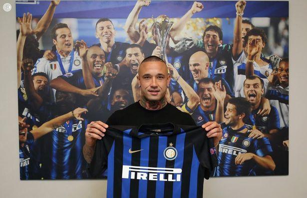 Photo of Transfer News: Radja Nainggolan joins Inter Milan from AS Roma