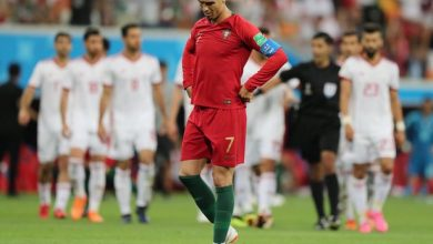 World Cup Group B Iran vs Portugal 390x220 - VIDEO: Iran 1-1 Portugal (2018 World Cup) Highlights