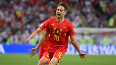 adnan januzaj 17c1silocbzbx1fgrl7uje86k5 390x220 - VIDEO: England 0-1 Belgium (2018 World Cup) Highlights
