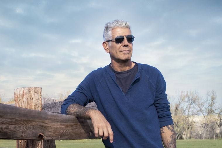 Photo of CNN's Anthony Bourdain Dead at 61