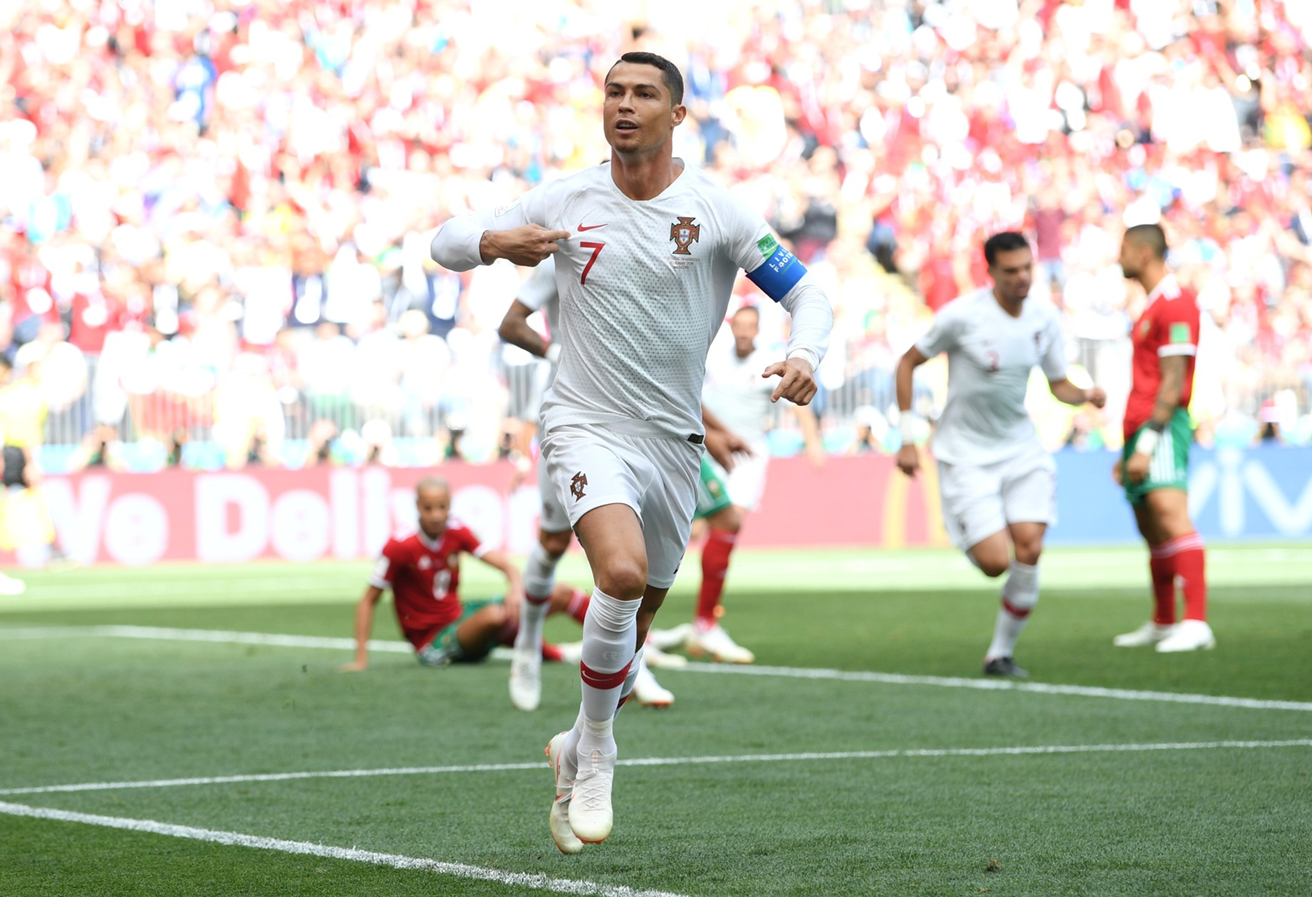 cristianoronaldo cropped 1mig2407y68pz1a0teu7fn1bsf - VIDEO: Portugal 1-0 Morocco (2018 World Cup) Highlights