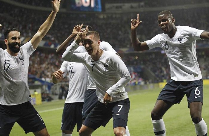 Photo of VIDEO: France 3-1 Italy (Friendly) Highlights