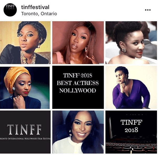 frt 1 - Adesua Etiomi, TBoss and Beverly Naya Nominated For Best Actress Award