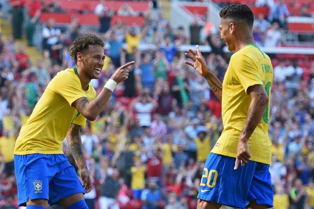 gettyimages 966615196 - VIDEO: Brazil 2-0 Croatia (Friendly) Highlights