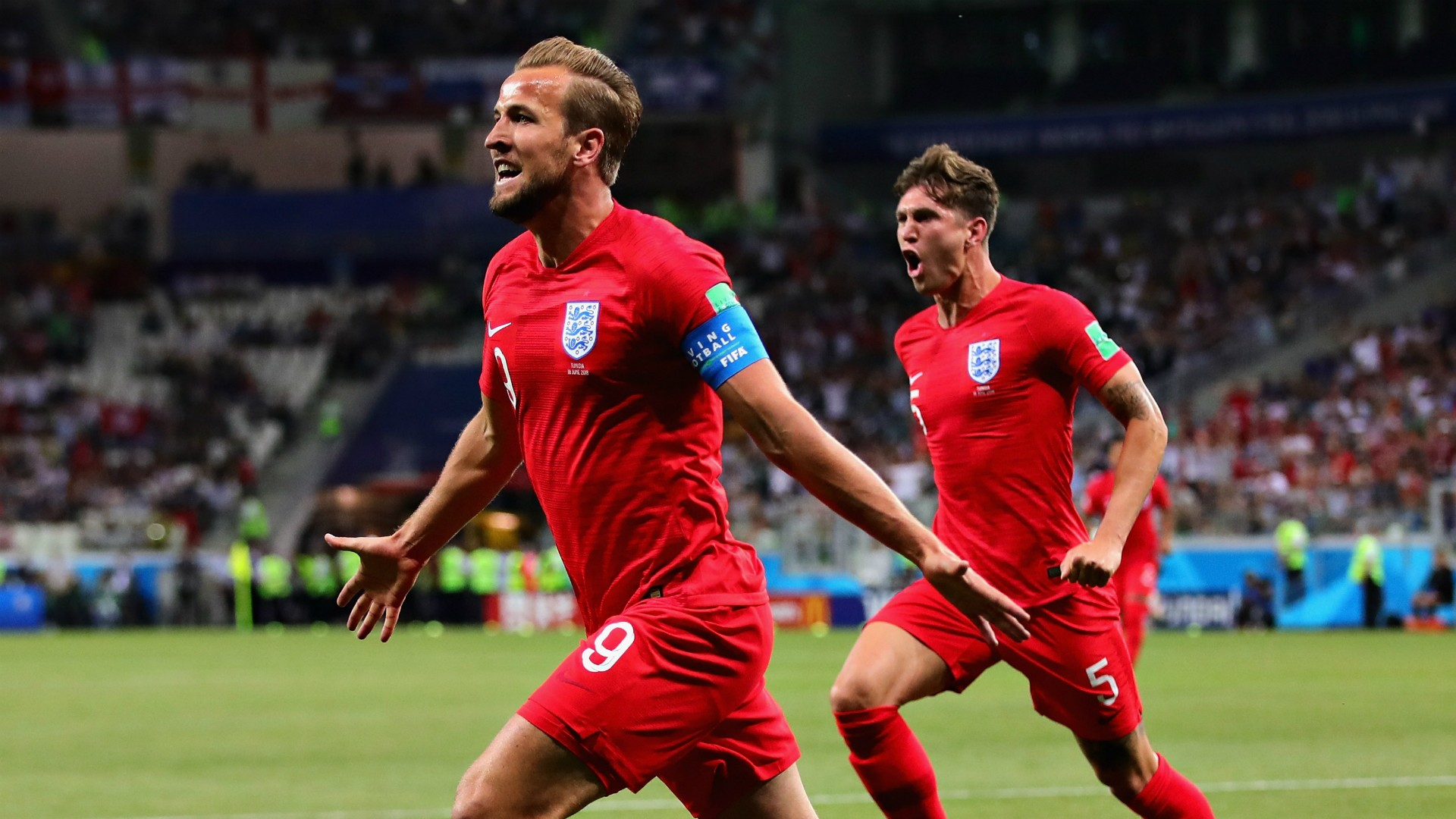 harry kane 1urgv7z0eti431c6ezxfo9t9qu - VIDEO: Tunisia 1-2 England (2018 World Cup) Highlights