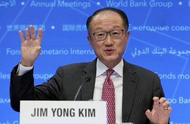 Photo of Jim Yong Kim, World Bank President, Resigns After Six Years