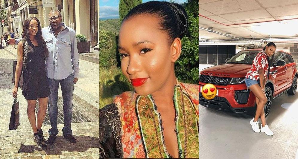 jto3 tile - Graduation Gift: Femi Otedola Surprises His Daughter With Brand New Range Rover Evogue