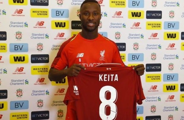 Photo of Liverpool New Signing Naby Keita Shirt Number Revealed
