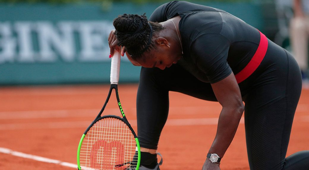 Photo of French Open: Serena Williams Pulls Out with Injury