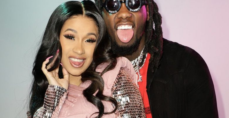 Photo of Cardi B Welcomes Baby Girl with Offset