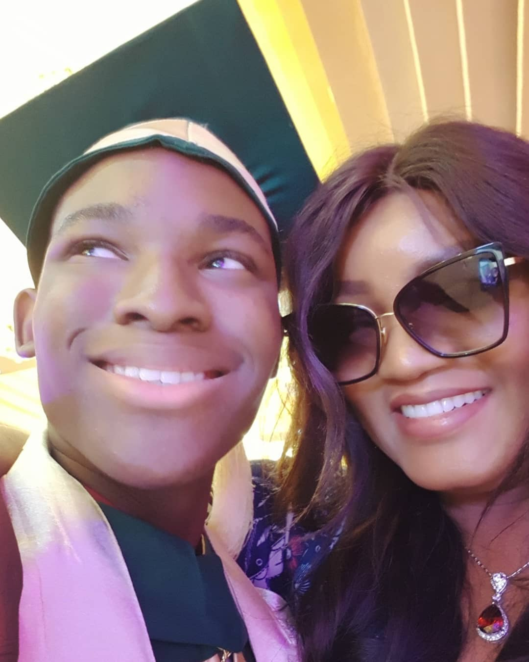 36482439 232125420731588 3676275878326697984 n - PHOTOS: Omotola's Son, Michael Graduates From Secondary School