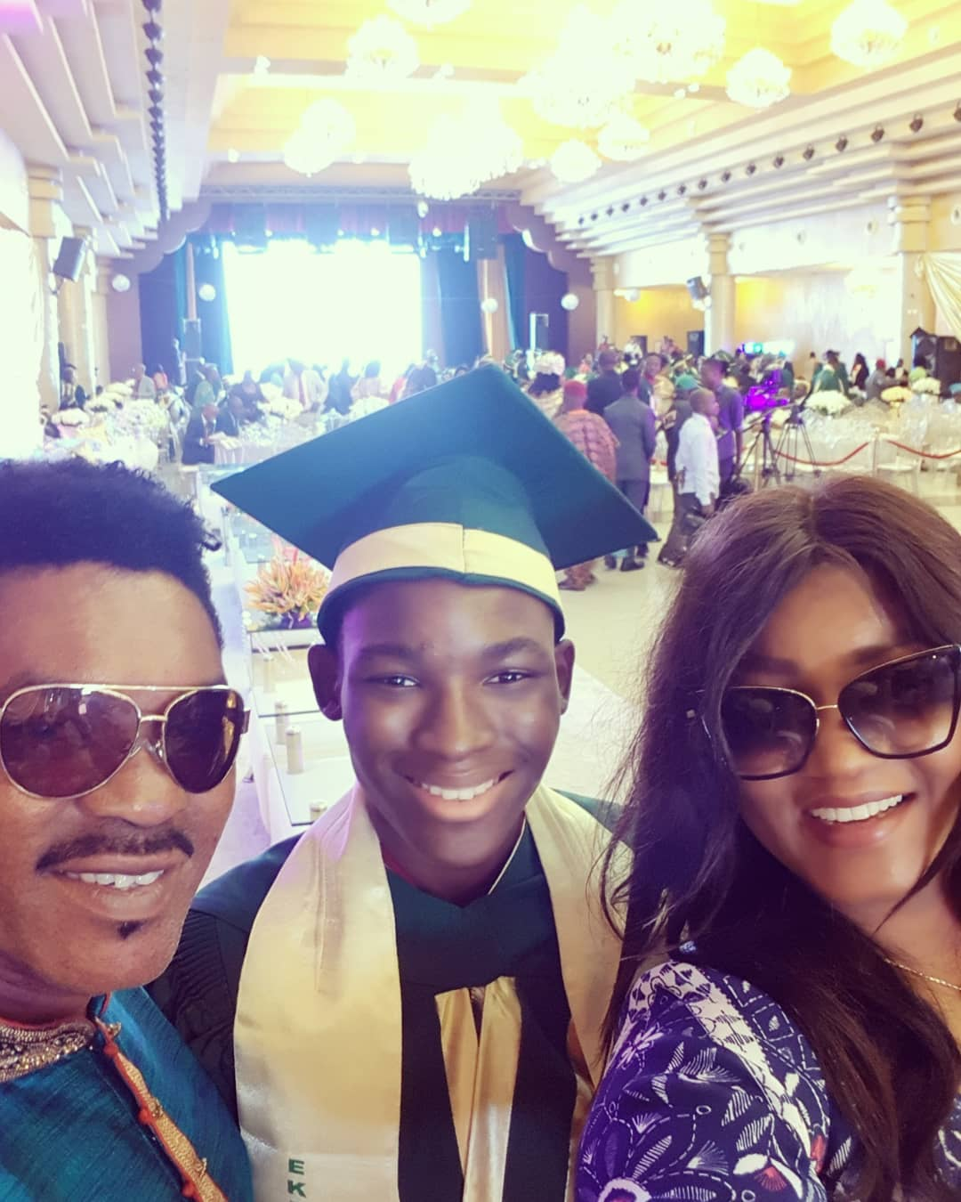 36612335 227521007889753 8263718301016784896 n - PHOTOS: Omotola's Son, Michael Graduates From Secondary School