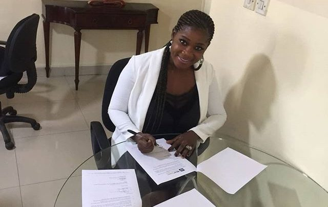 Photo of Mercy Johnson-Okojie Bags Cooking Deal