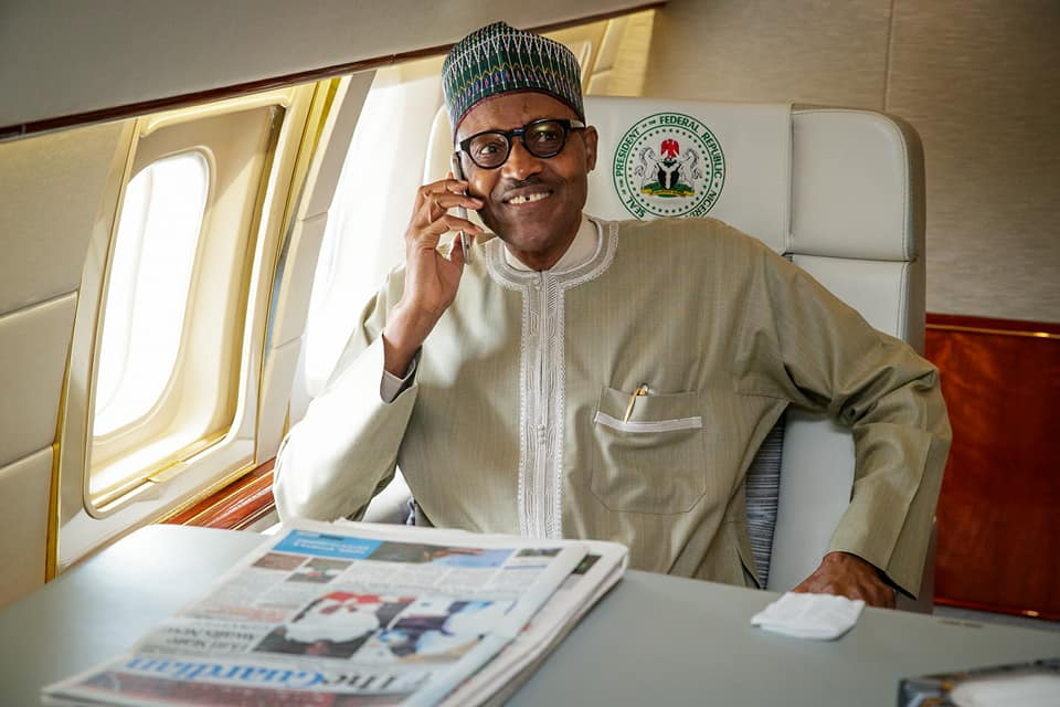 37214912 1775796492512683 5623806134155476992 n - PHOTOS: President Buhari Departs Abuja for Netherlands to Address ICC