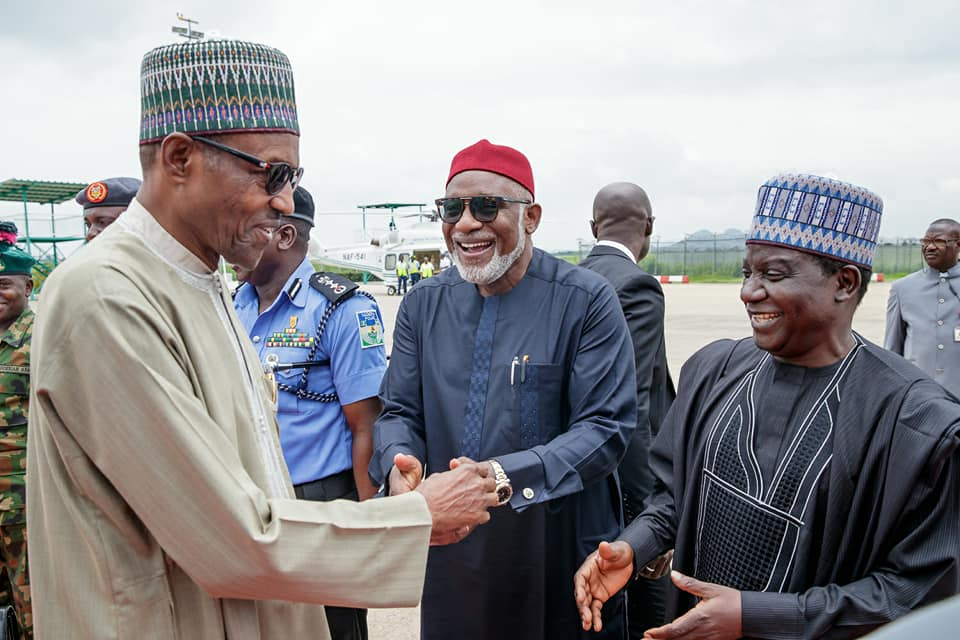 37217711 1775796165846049 8535494318155104256 n - PHOTOS: President Buhari Departs Abuja for Netherlands to Address ICC