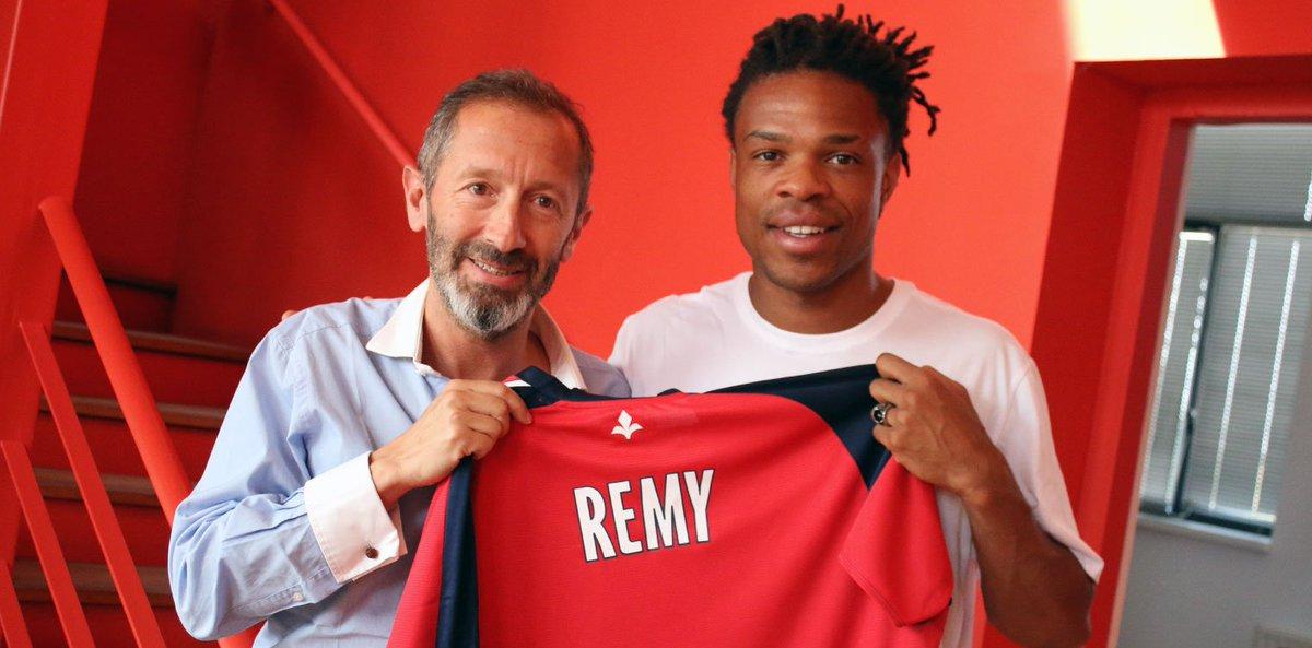 Transfer News: Lille sign French striker Loïc Rémy From Las Palmas - OkayNG News