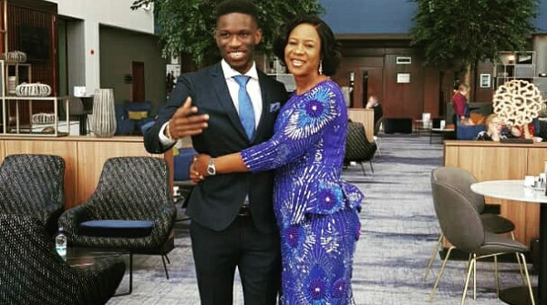 PHOTOS: Governor Okowa's Son, Mavin Graduates From UK University - OkayNG News