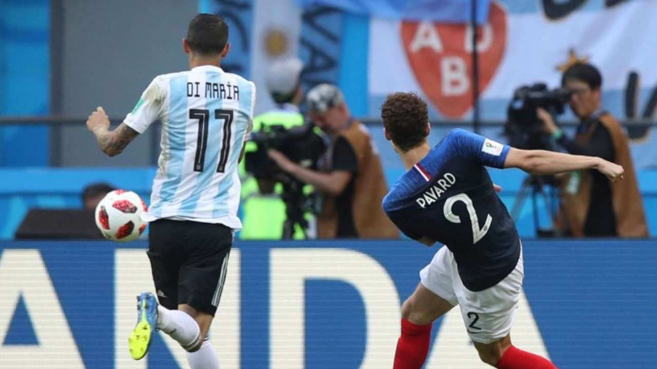 Pavard - Best Goal of 2018 World Cup