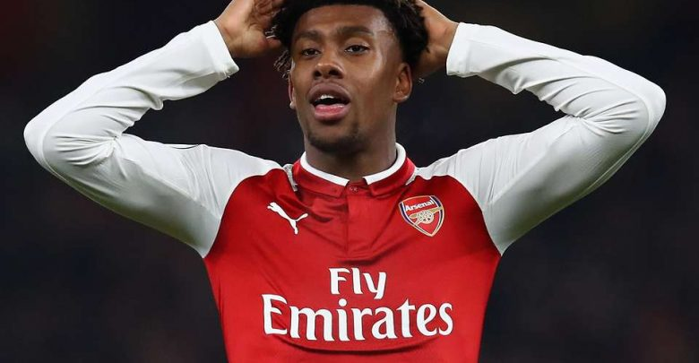 Photo of Lazio Shows Interest In Arsenal's Alex Iwobi On a €25m Deal