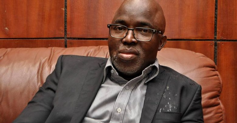Photo of FG Recognises Amaju Pinnick As NFF President to Avoid FIFA Ban