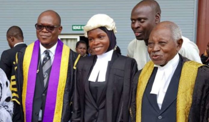 Photo of Amasa Firdaus Finally Called to Bar After Hijab Controversy