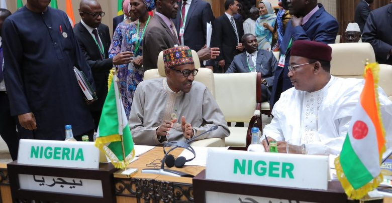 Photo of PHOTOS: President Buhari Attends African Union (AU) Summit In Mauritania