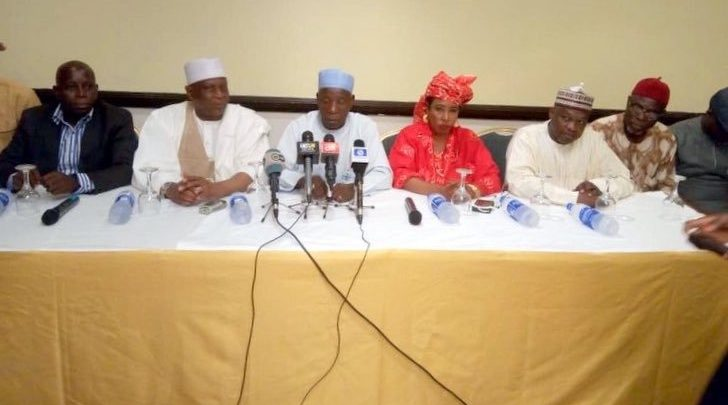 Photo of PDP Leads CUPP Alliance to Battle APC in 2019 Elections