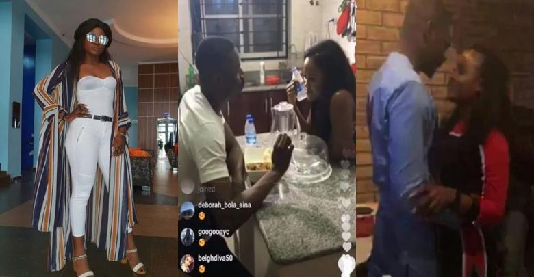 Photo of #BBNaija: Alex reacts to Leo and Cee-C's relationship