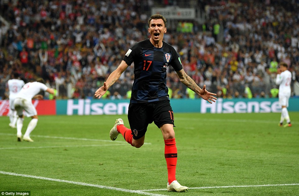 VIDEO: Croatia 2-1 England (AET) (2018 World Cup) Highlights - OkayNG News