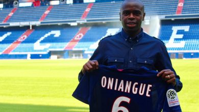 Dh6QvNOUEAI5xLk 390x220 - Transfer News: Caen sign Congo midfielder Prince Onianguefrom Wolves