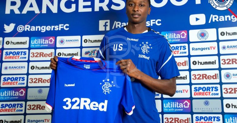Photo of Transfer News: Rangers sign Nigerian striker Umar Sadiq from AS Roma