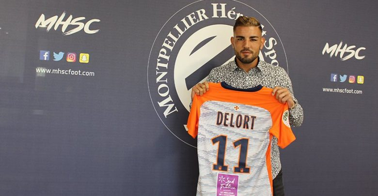 Photo of Transfer News: Montpellier sign French striker Andy Delort from Toulouse